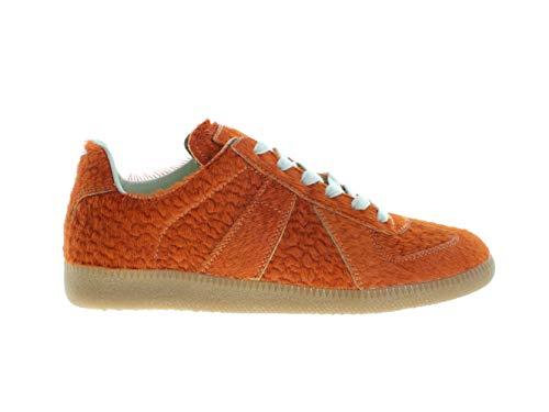Maison Margiela Damen Schuhe Sneaker, Größe:35, Farbe:Orange