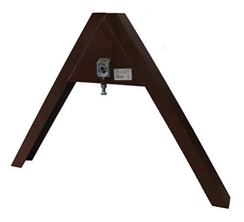 Anschweißdreieck Schlepperdreieck Anbaudreieck Gegenstück Gerätedreieck Kat 1-3 Granit 77875513