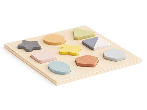 Kids Concept Wooden Geo Puzzle