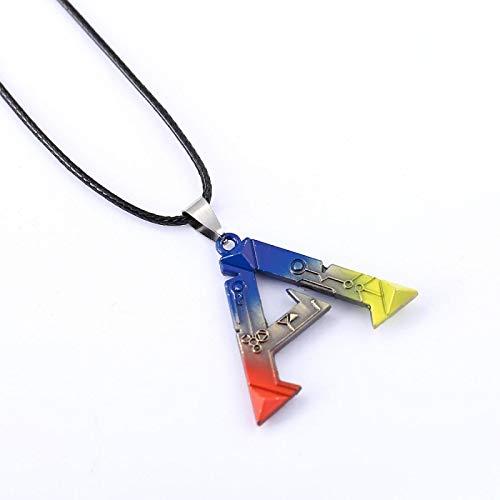 YUNMENG Ark Survival Evolved Halskette Hot Game Anhänger Halskette 2017 Freundschaft Männer Frauen Halsreif Zubehör