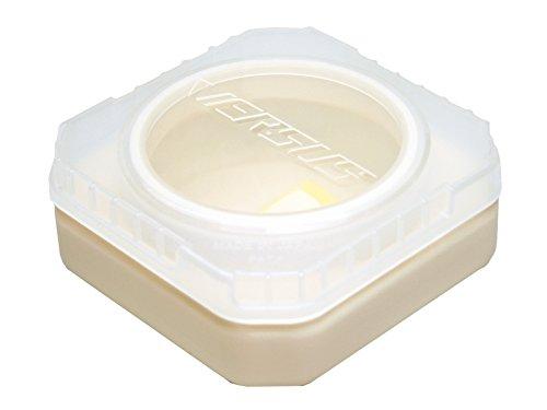 リキッドパック VS-L430 密閉容器 110x110x44mm 明邦化学工業 MEIHO 釣り具 (クリアホワイト)
