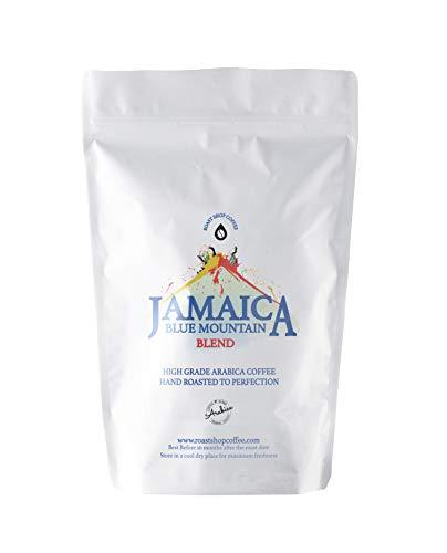 Jamaika Blue Mountain Kaffee Mischung (Ganze Bohnen 500g)