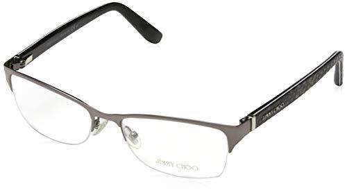 Jimmy Choo Brillengestelle JC129 Rechteckig Brillengestelle 53, Beige
