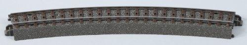 Märklin H0 24224 gebogenes Gleis R2=437,5 mm / 24,3° (Weichenbogen), 1 Gleis