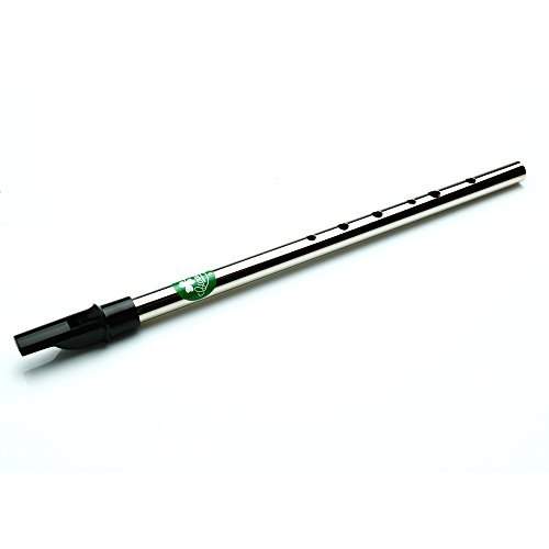 Ireland Metal Flute Tinwhistle Ireland Musical Instrument Irish Whistle Flute in D Key