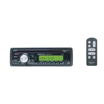 Panasonic AM/FM MP3/ CD Player/Receiver - CQ-CX160U