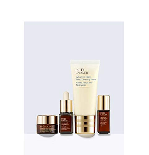 Estée Lauder - Estee Lauder - SOS Skincare Set 4-Teiliges Pflegeset Repair + Glow Essentials (Cleansing Foam, Advanced Night Repair, Intense Reset Concentrate, Eye Supercharged Complex)