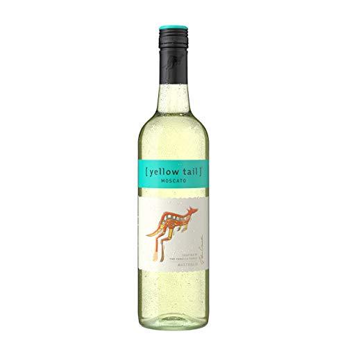Yellow Tail Moscato – Süßer Weißwein aus Australien 7,5% vol. Alkohol (1 x 0.75 l)