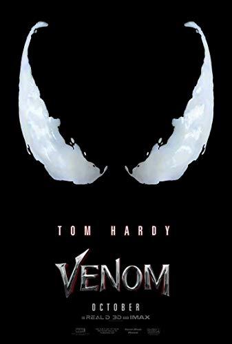 映画ポスター ヴェノム VENOM スパイダーマン マーベル US版 両面印刷 ds2 [並行輸入品]