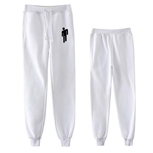 Vrijetijdsbroek voor heren en dames Nauw aansluitende skinny joggingbroek voor heren Gemaakt van duurzame stof, strakke trainingsbroek Eenvoudig te verplaatsen