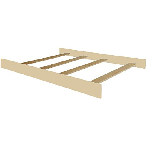 Full Size Conversion Kit Bed Rails for Jaclyn Place Crib (Ivory)