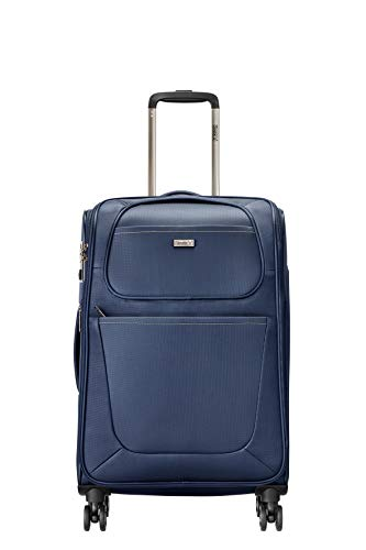 Stratic Unbeatable 3 Koffer M, 68 cm, 59 Liter, Navyblue