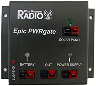 West Mountain Radio Epic PowerGate 12V 40A Backup Power System