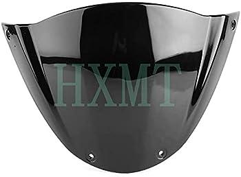For Ducati Monster 696 796 1100S 1100 EVO Racers motorcycle Windshield WindScreen  Black
