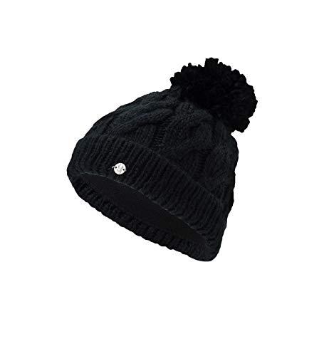 Spyder Women's Kaleidoscope Hat, Black/Black, One Size