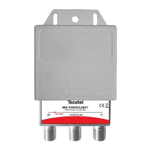 Tecatel amplificacion - Mezclador tv-sat serie class-a para exterior