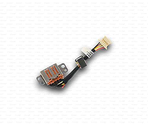X-Comp Conector de alimentación DC Jack Power Connector para Lenovo Yoga 3 11 3-1170 80J8 M-5Y10C Serie