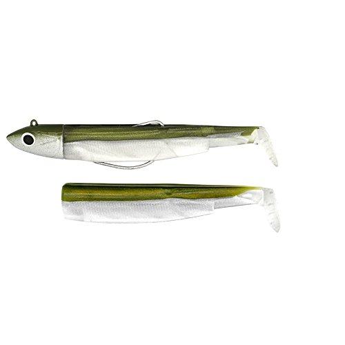 Fiiish Black Minnow BM70 - Señuelo blando de vinilo para pesca