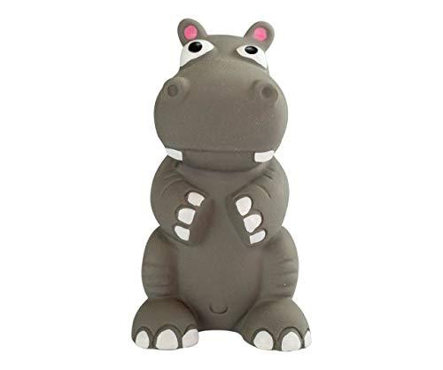Nilpferd Mit Sound 11,5 cm Kiddog, Latex, Spielzeug, Hunde, News
