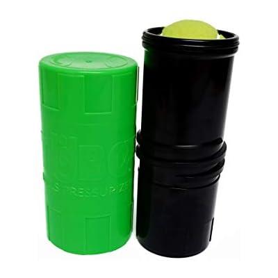 TuboPlus - TuboX3- Presurizador de Pelotas para Tenis y Padel - Color Verde