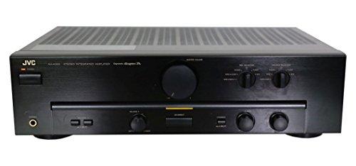 JVC AX-A 342 Stereo Verstärker in schwarz