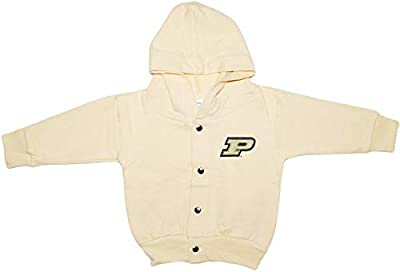 Purdue University Boilmakers Baby and Toddler Snap Hooded Jacket