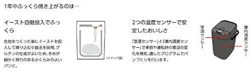 Panasonic(パナソニック)『ホームベーカリー(SD-MDX102)』