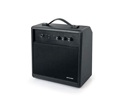 Muse M-660 BT Bluetooth-Lautsprecher mit AUX-Eingang (3,5mm) und komfortablen Tragegriff
