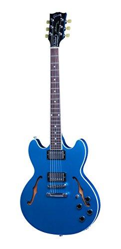Gibson USA DSDC15PBCH3 Midtown Standard 2015 Pelham Westerngitarre blau