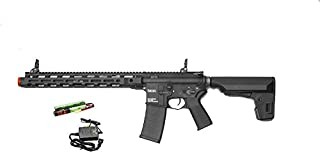 PKG KWA AEG3 RM4 Full Metal Ronin Recon ML Airsoft Rifle w/ Recoil & M-Lok Rail