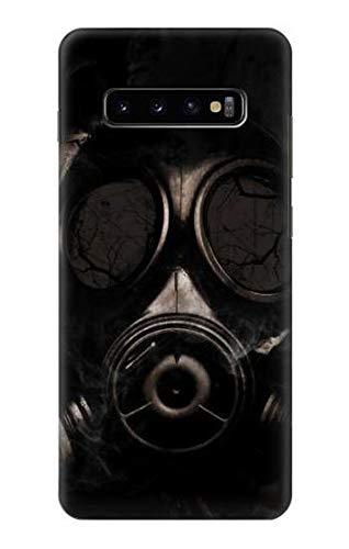 Innovedesire Gas Mask Hülle Schutzhülle Taschen für Samsung Galaxy S10 Plus