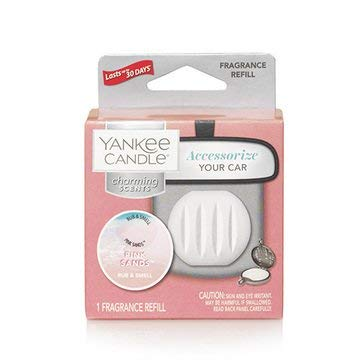 Yankee Candle Charming Scents Fragrance Refill Pink Sands