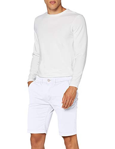 Pepe Jeans MC QUEEN SHORT Blanc (Optic White 802) W40 (Taille fabricant:40) Homme