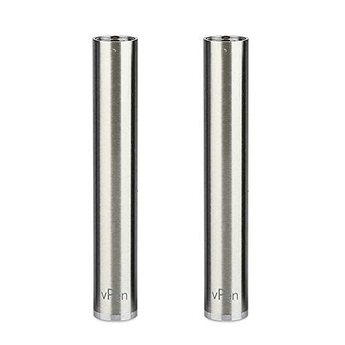 VAPE ONLY (ベイプオンリー) ブイペン vPen バッテリー 2個セット 電子タバコ (シルバー)