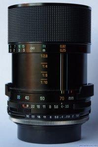 Tamron Adaptall 35-70 mm F3.5 CF Makro