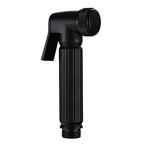 Wstomys Grifo de inodoro de cobre completo pistola de pulverización Set Baño Booster boquilla de mano pistola de agua baño inodoro lavado