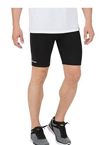 Trigema Herren Kurze Sport-Hose Brèves Sportives, Noir (Schwarz 008), 62 (Taille Fabricant: XXXL) Homme