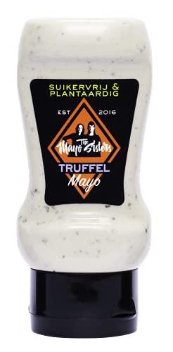 Truffle Vegan & Sugar Free Mayo 8 x 250 ML