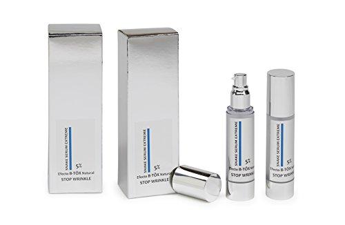 Serum EFECTO B- TÖx Natural Duo - RECIBE 2 Productos 50 + 50ml . Similar a la Toxina BOTULINICA.