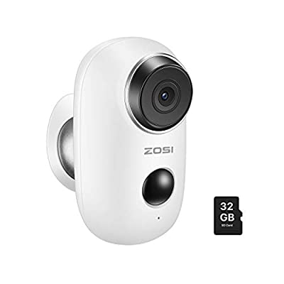 ZOSI 1080p 8 Channel Security Camera System for Home