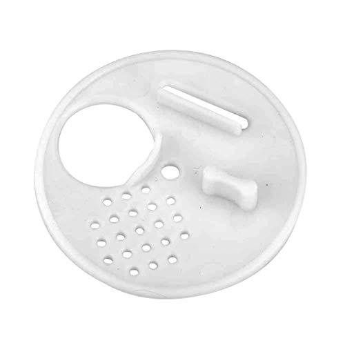 20 Piezas de plástico para Puerta de Nido de Abeja/Disco de
