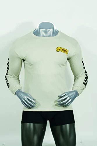 VooDoo Tactical T-shirt met lange mouwen voor heren (zand/2Xl), zand, XX-groot
