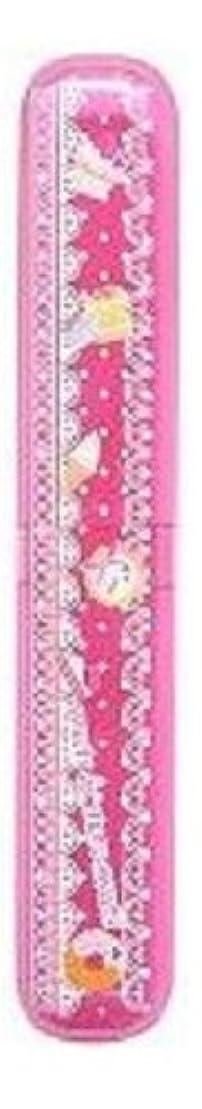 思い出ディレクトリ歩行者磨きやすい歯ブラシ デザインケース?歯磨きチューブ付き LT-16