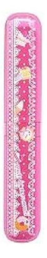 雷雨タフ植物の磨きやすい歯ブラシ デザインケース?歯磨きチューブ付き LT-16
