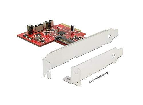 Delock PCIe 2X USB 3.1 Gen2 Key A 20Pin USB- Controller