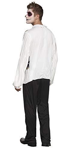 Boland 79129 - Costume da Señor Muerto, da Adulto, Multicolore, 50/52