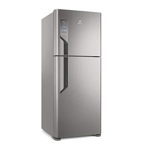 Geladeira/Refrigerador Electrolux TF55S Top Freezer 431L Platinum