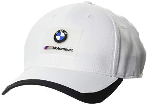 PUMA BMW M Motorsport Baseball Cap Puma White Adult