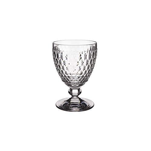 Villeroy & Boch Boston Vaso de Agua, Cristal, 144 mm