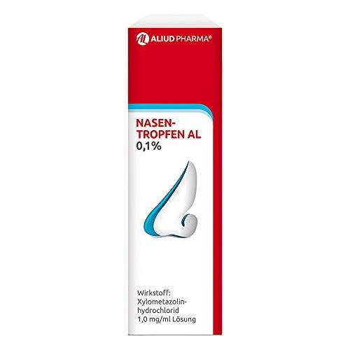 Nasentropfen AL 0,1 %, 10 ml